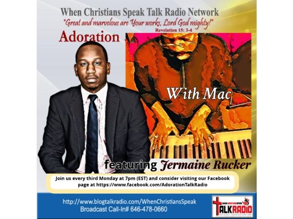 ADORATION with Mac featuring Jermaine Rucker