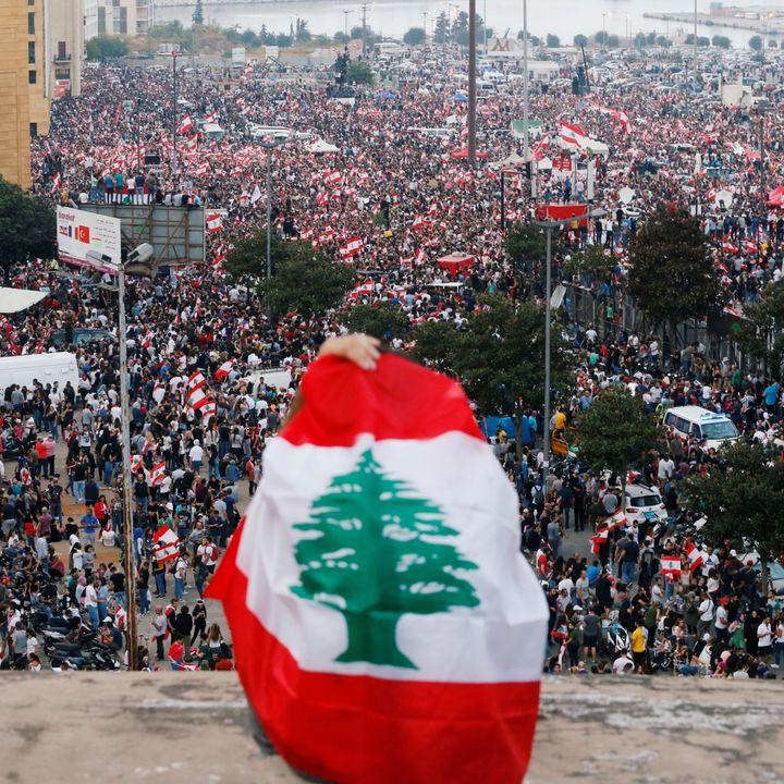 La rivoluzione in Libano