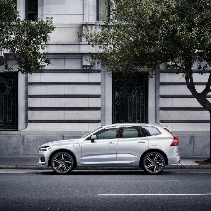 Volvos bedst sælgende bil lige nu – Med Anders Berner (fra Bilbasen) og den nye Volvo XC60