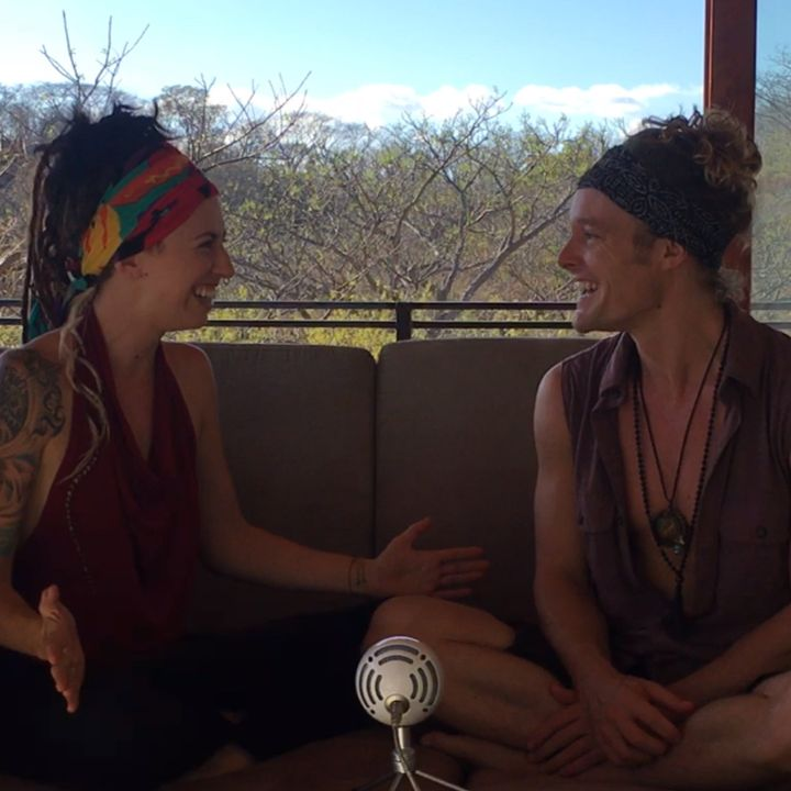 Holly Clark - Understanding DMT, Bufo and the Call to Plant Medicine
