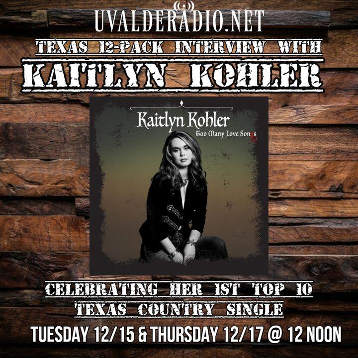 Kaitlyn Kohler scores her first Top 10 single