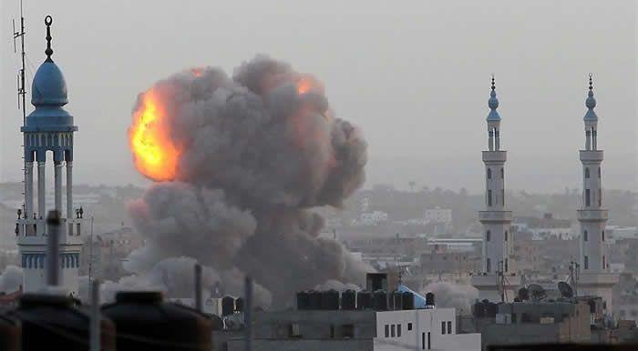 Altra giornata di scontri in Medio Oriente. Francia, Egitto e Giordania presentano una risoluzione all'Onu
