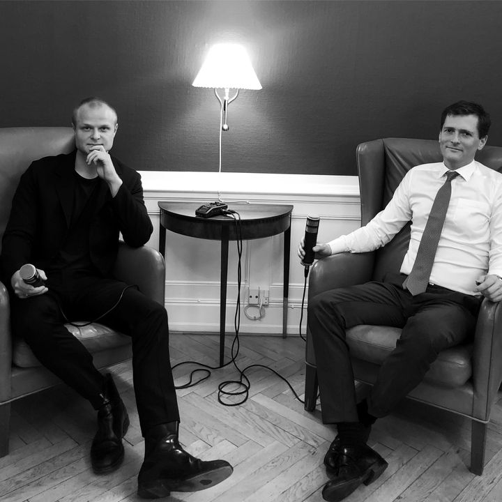Episode 24 - Andrew Hjuler Crichton (Generalsekretær i Advokatsamfundet)
