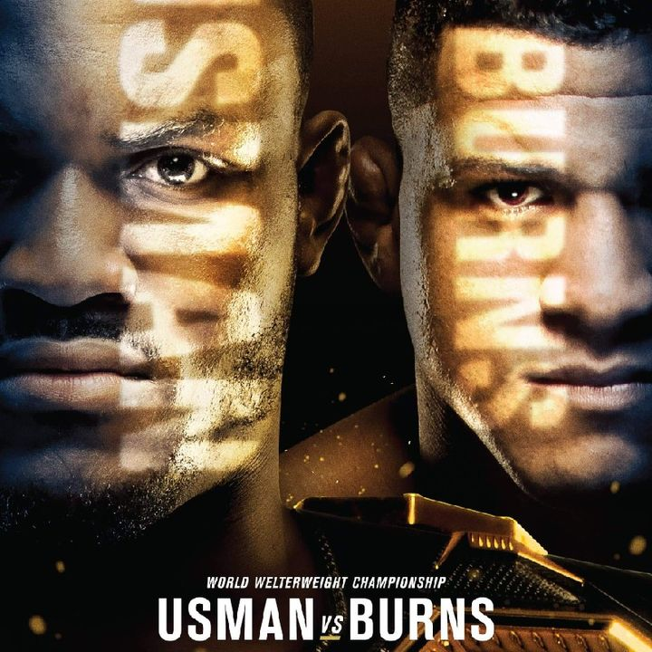 Preview Of UFC 258 Headlined By Kamaru Usman Vs Gilbert Burns For Welterweight Title