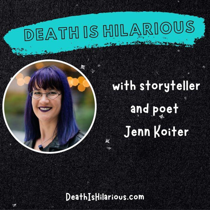 Interview with storyteller and poet Jenn Koiter