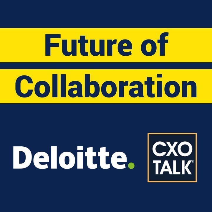 Future of Collaboration, Steven Goldbach, Deloitte, at Logitech