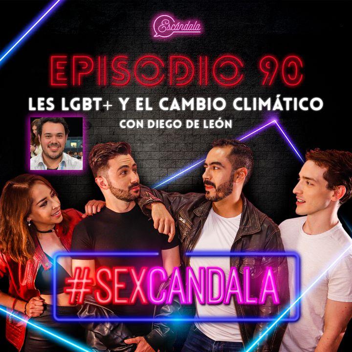 Ep 90 Les LGBT+ y el Cambio Climático