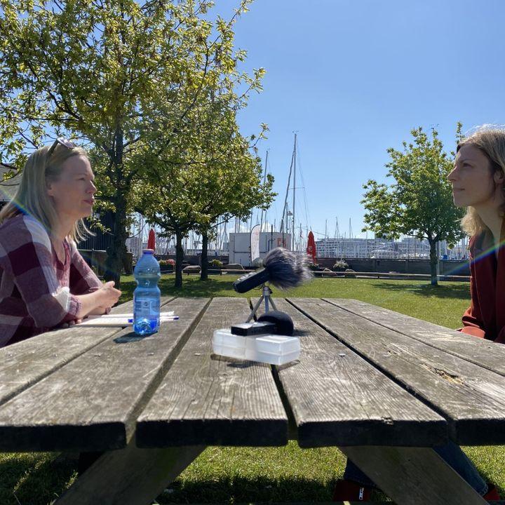 Episode 3: Forfatter Asta Olivia Nordenhof