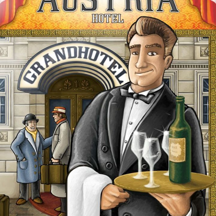 Out of the Dust Ep33 - Grand Austria Hotel