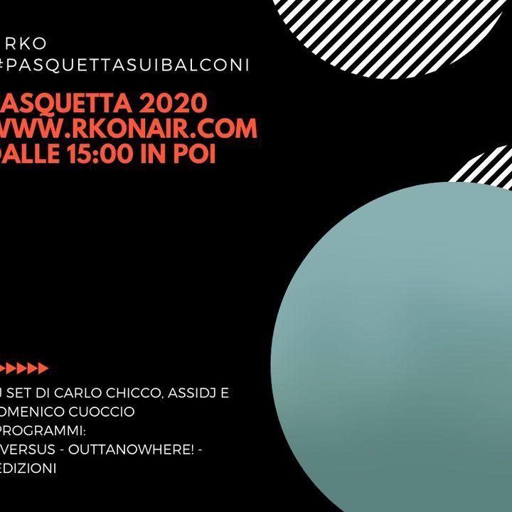 PASQUETTA 2020 selezione di Domenico Cuoccio - 13/04/2020