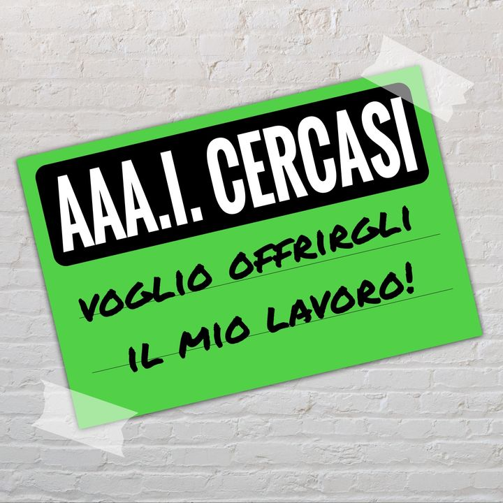 AA..A.I. Cercasi