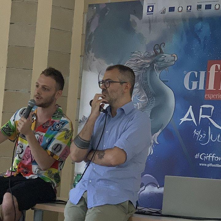#giffoniexperience Anastasio: a wonderful singer!!