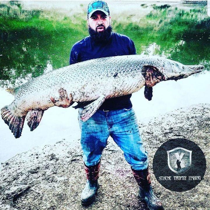 Fish Story with Milton Nieto - 2:1:20, 8.10 AM