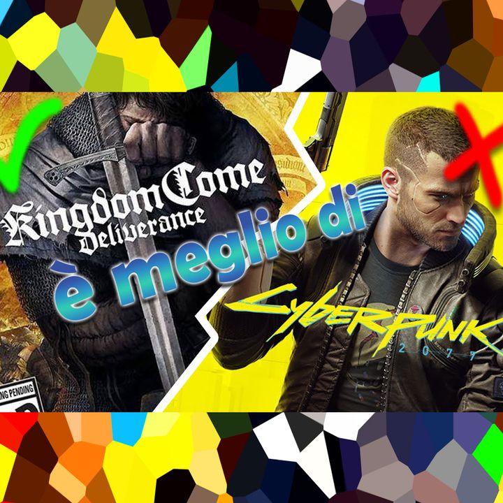 Kingdom Come è meglio di Cyberpunk 2077!