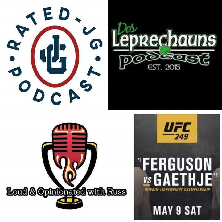 Episode #138: YFB's UFC 249 Chat with Friends