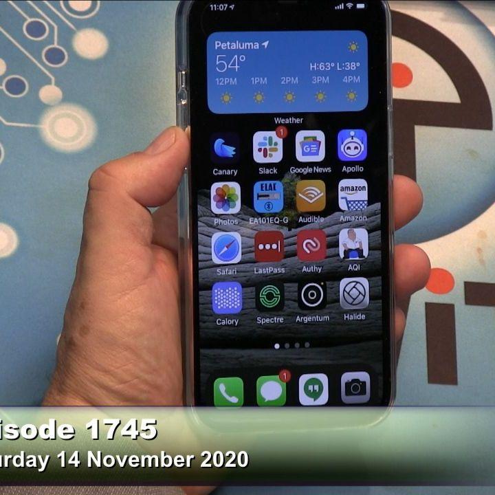 Leo Laporte - The Tech Guy: 1745