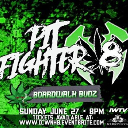 Episode #75: ICW No Holds Barred Pitfighter X8 Review, RAW is sinking in a Septic Tank, Wrestling News, Results, Previews