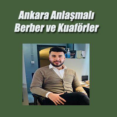 Ankara Anlaşmalı Berber ve Kuaförler
