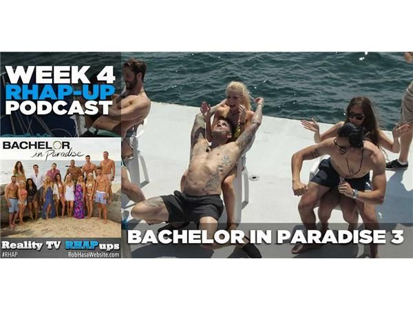 Bachelor in Paradise Season 3   Week 4: Evan and Carly Heat Up