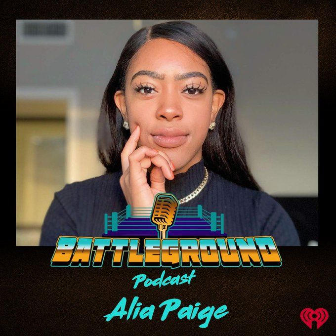 Introducing.....Alia Paige!