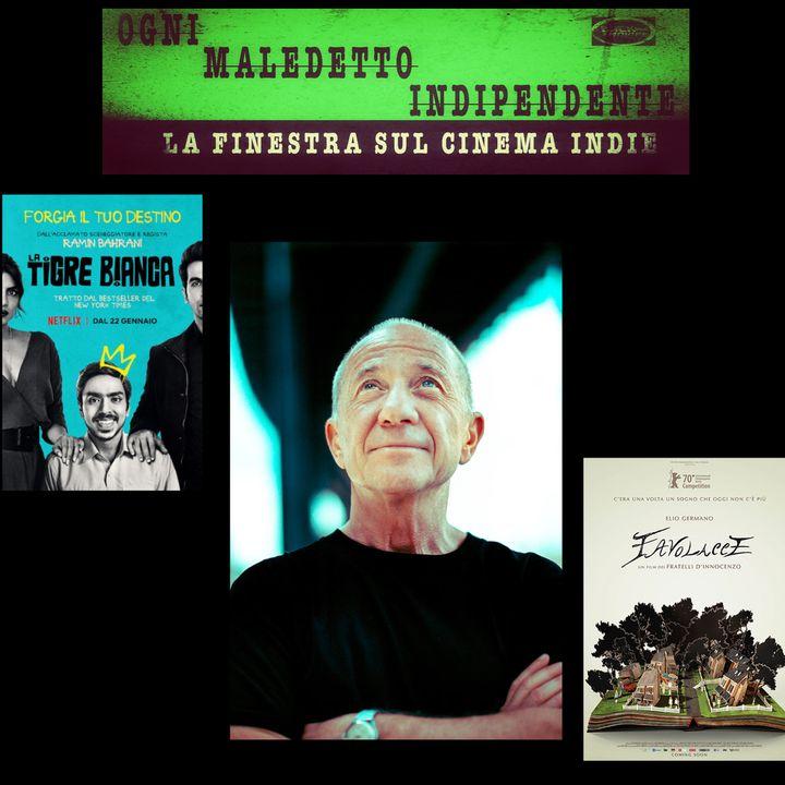 Paolo Carnera ospite di  Ogni Maledetto Indipendente - La finestra sul cinema Indie.