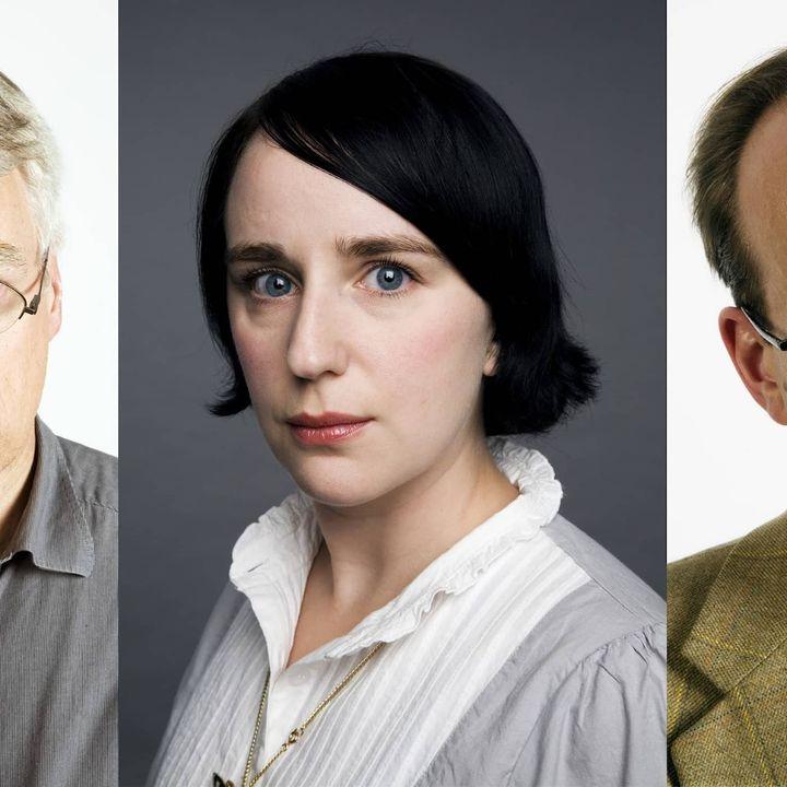 Johan Hakelius: Världen går från opera till operett. Hanna Fahl: Barn bör väcka misstankar. Jonas Hallberg: Låt oss mogna tillsammans!