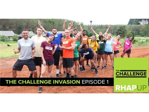 MTV Reality RHAPup | The Challenge Invasion Episode 1 RHAPup