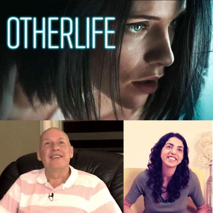 "Sesión de cine en línea ""OtherLife"" Comentarios de David Hoffmeister traducidos por Marina Colombo"