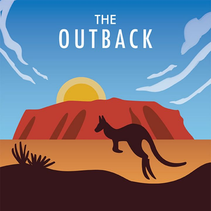 Lost and Found in the Outback