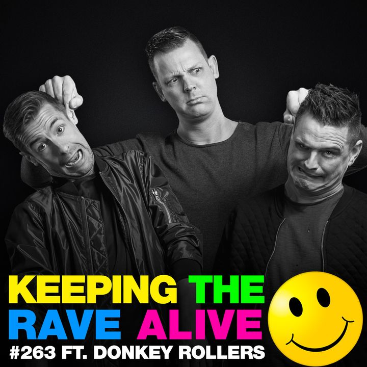 Episode 263: feat. Donkey Rollers!