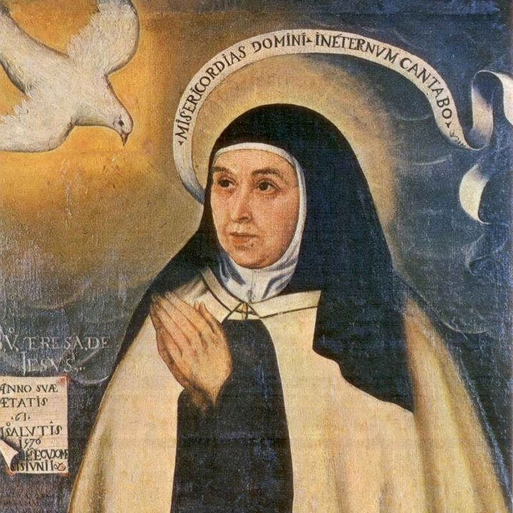 Santa Teresa de Jesús, virgen y doctora de la Iglesia