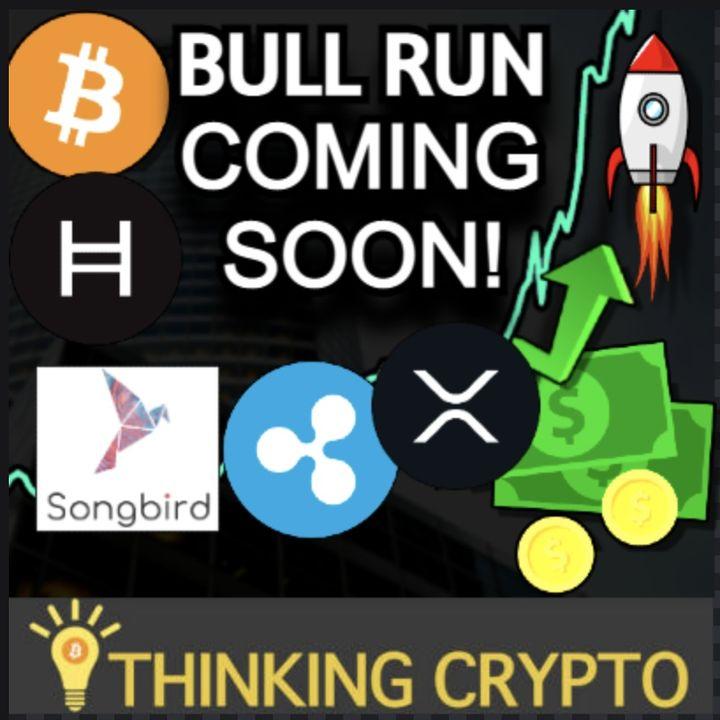 Crypto Bull Run Q4 - Billionaire Owns Bitcoin - Flare SongBird SGB Token Airdrop - Ripple XRP SEC