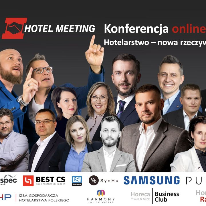 Relacje, wydarzenia odc. 46 - Hotel Meeting Online - poznaj prelegentów cz4