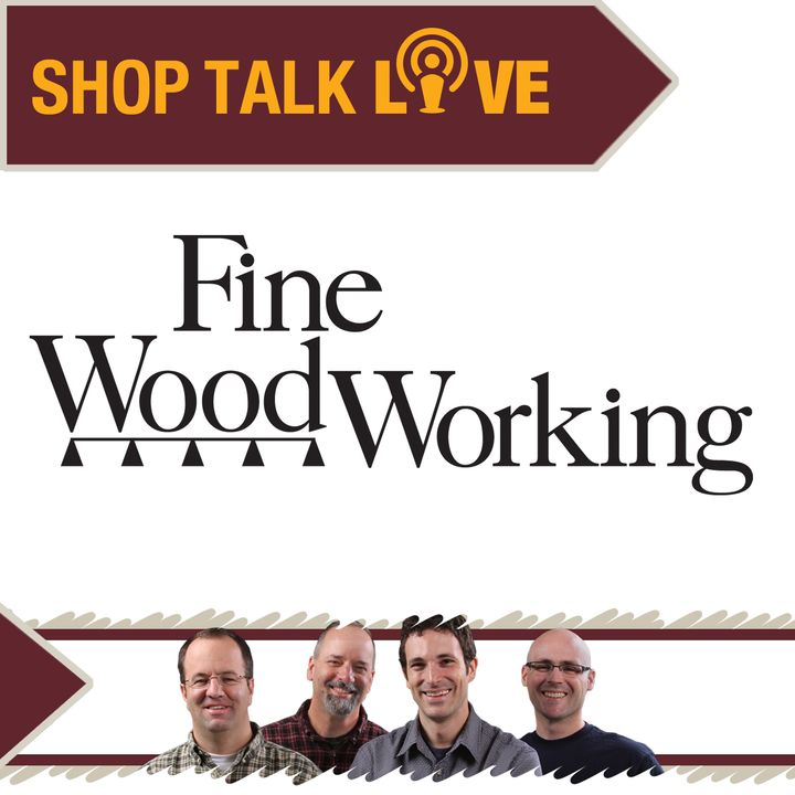STL 45: Taking the Fun Out of Fine Woodworking