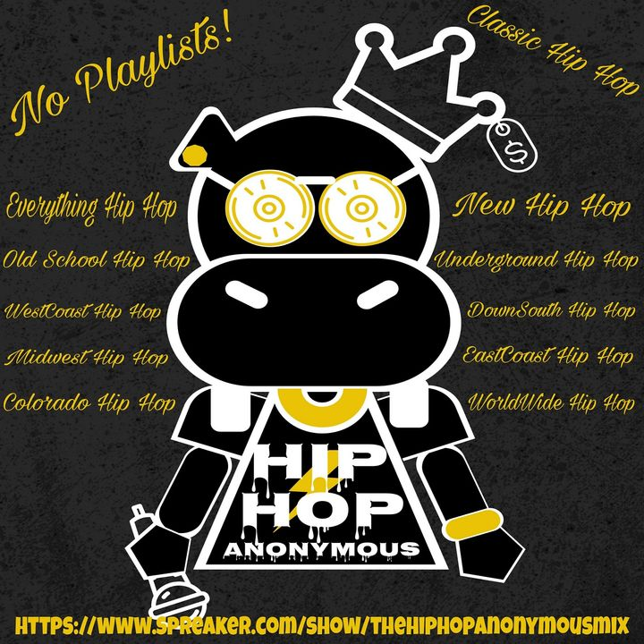 The Hip Hop Anonymous Vol.11 Dj Dings Live In Da Mix Spinnin' Everything Hip Hop