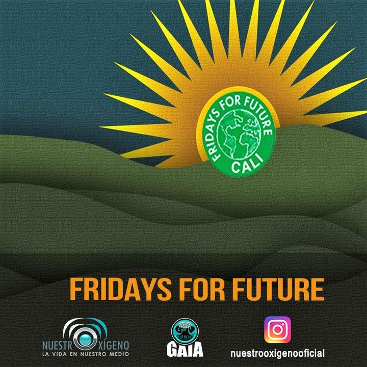 NUESTRO OXÍGENO Fridays for future - Mayra Dávila- Mariana Celis