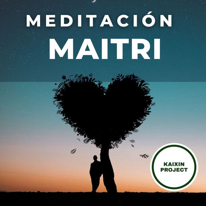 Meditacion Amor Propio | Maitri 🌹 Amor a uno mismo para Superar Momentos Difíciles. Mindfulness.Maitri