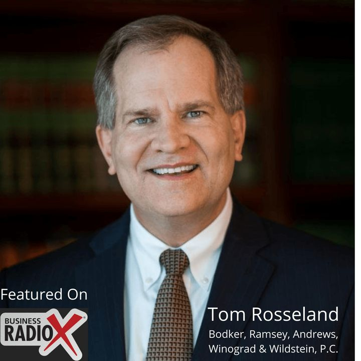 Decision Vision Episode 76:  Should I Pursue a Workout for my Business? – An Interview with Tom Rosseland, Bodker, Ramsey, Andrews, Winograd