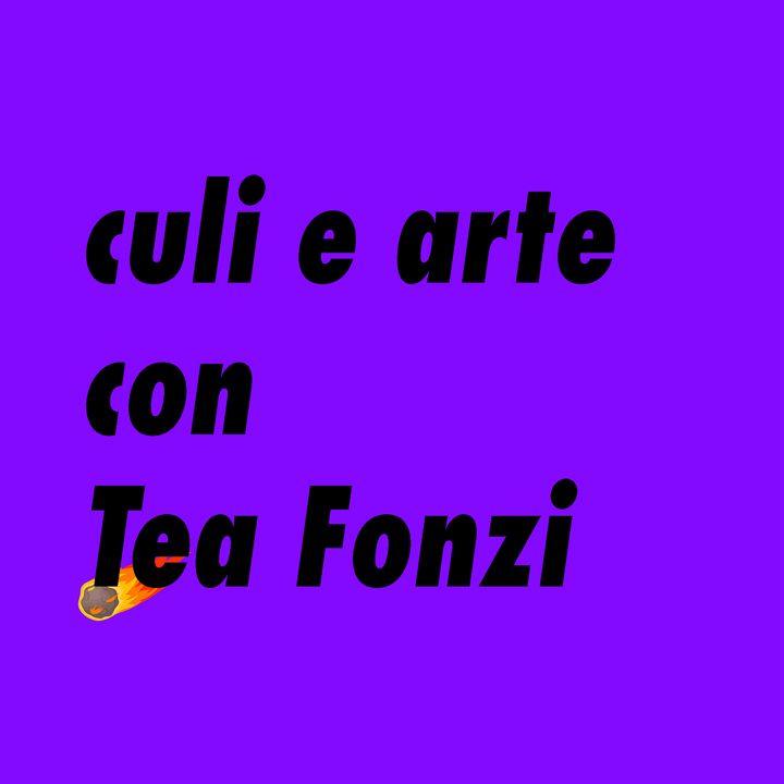 culi e arte con Tea Fonzi - TAGS TALK