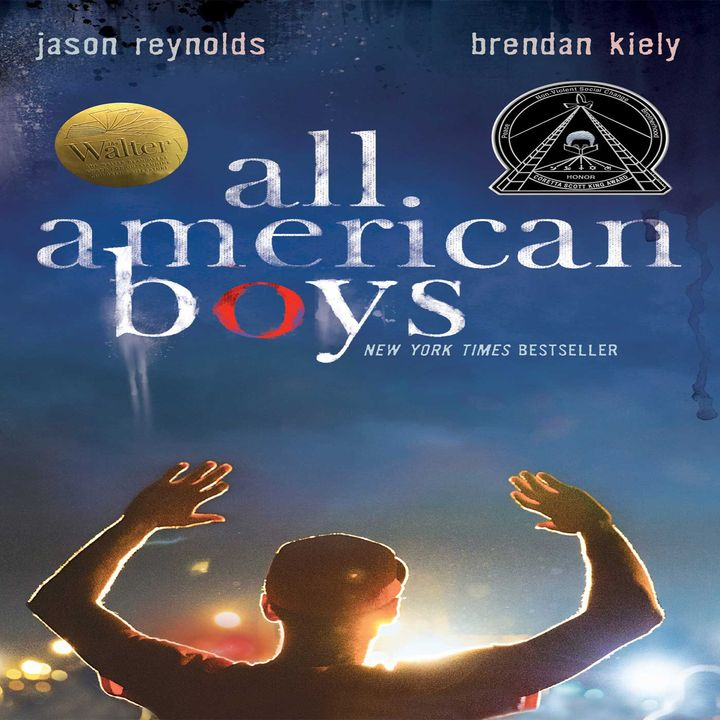 "Episode 13 : All American Boys with Special Guest Cameron ""C-Grimey"" Williams"