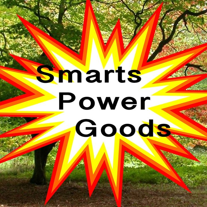 Jeremiah 9:23-24, Smarts, Power, and Goods
