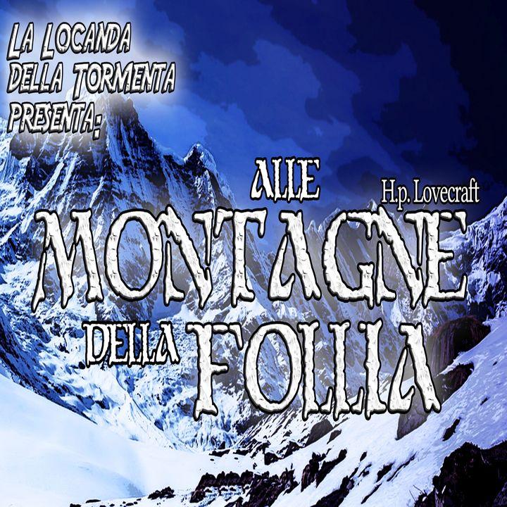 Audiolibro Alle montagne della Follia - H.P. Lovecraft
