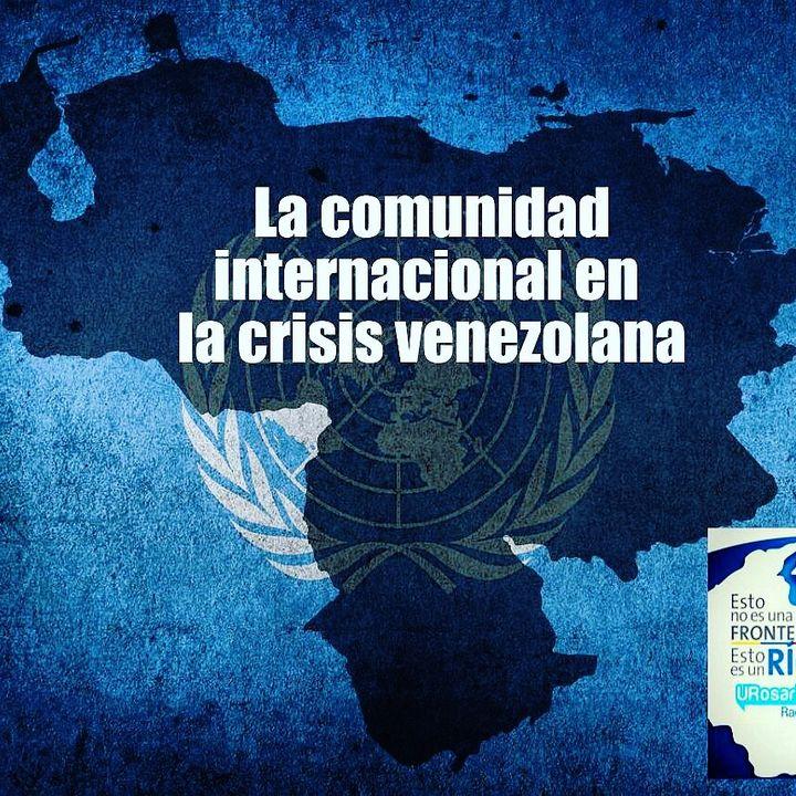 La comunidad internacional en la crisis venezolana