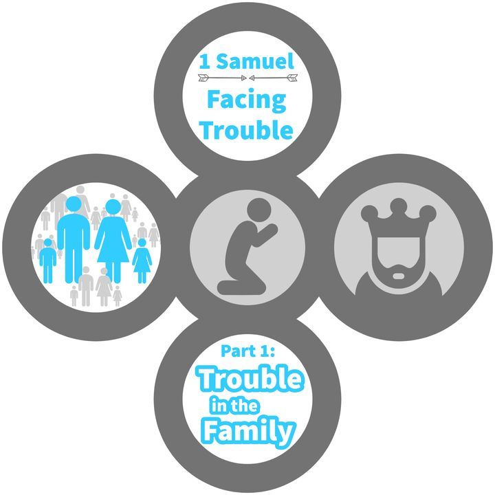 03/31/19 - 1 Samuel: Trouble in the Family (cont'd.)