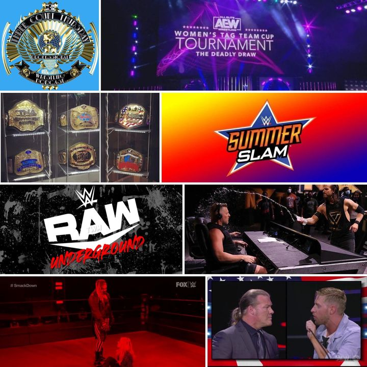 First Rule of RAW Underground.... - August 6, 2020