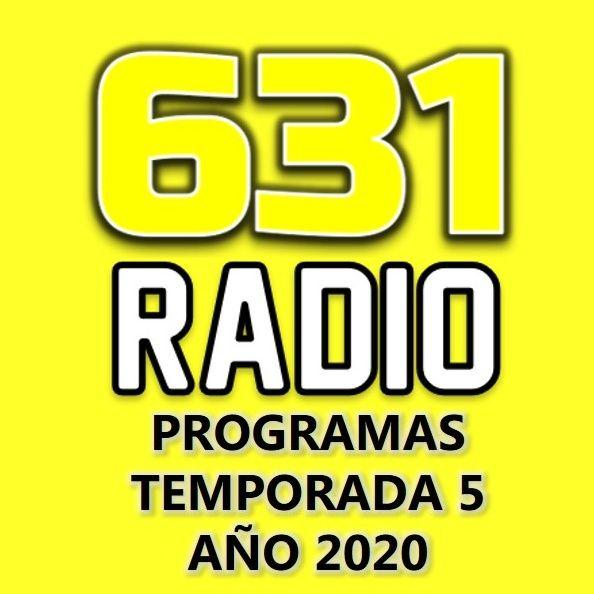 Vóley 631 Radio - Programa 4 Temporada 5