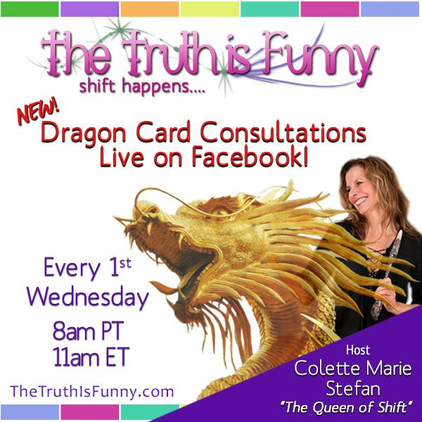 Call Colette for Your Dragon Card Reading at 800-930-2819!