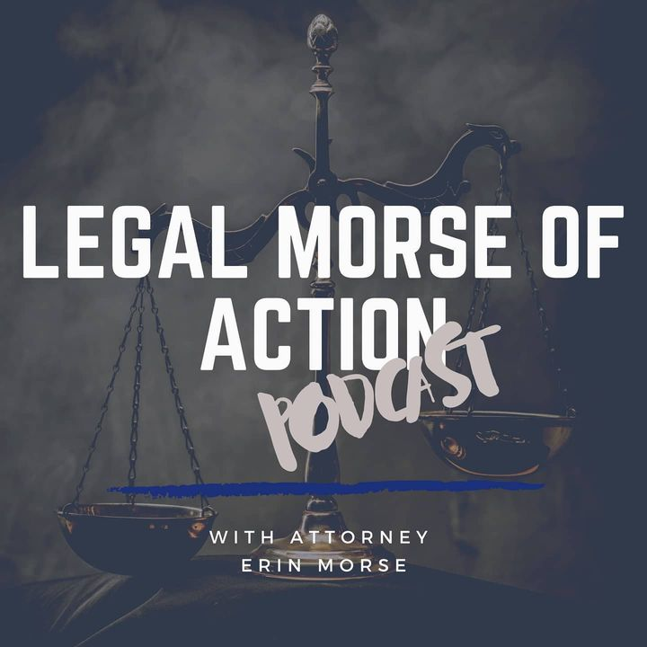 Legal Morse of Action - Episode 15 Don't Be Petty