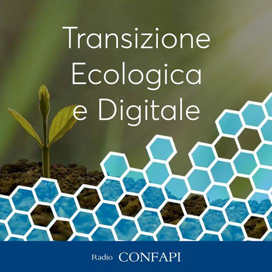 Transizione Ecologica e Digitale - Intervista a Patrizia Di Gennaro e Jessica Zampulli - 01/06/2021