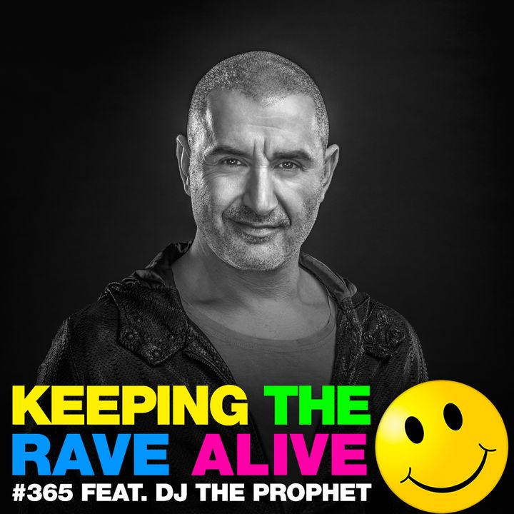 Episode 365: DJ The Prophet!